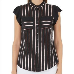 Marc Cain striped blouse